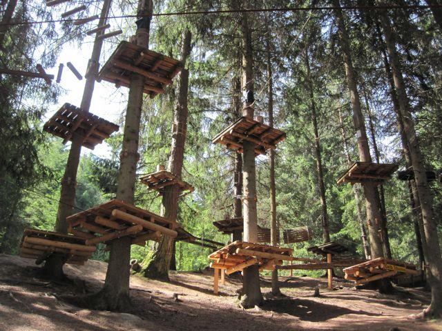 Klettergurt Für Hochseilgarten : Abenteuer hochseilgarten problemzone